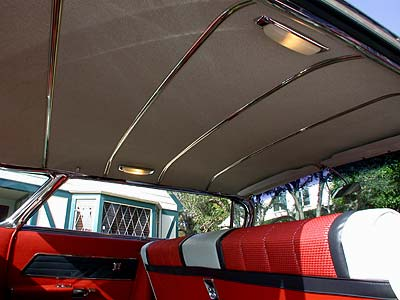 1959 Olds 98 Star Lite Headliner