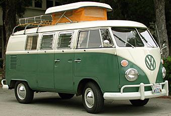 1967 Vw Westfalia So 44 Campmobile