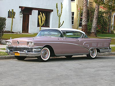 1958 Airborne Buick B 58 Limited Riviera