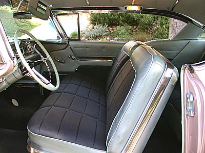 1958 Buick Limited Riviera Interior