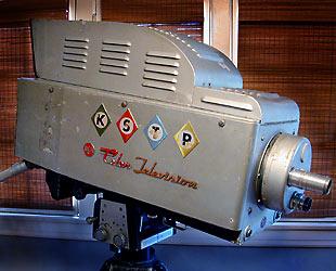 kris trexler s rca tk 41 color television camera