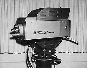 rca tk 40 and tk 41 color tv cameras in action