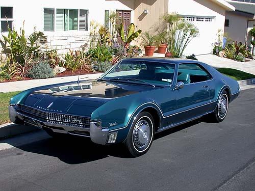 1967 Olds Toronado 17 000 Miles